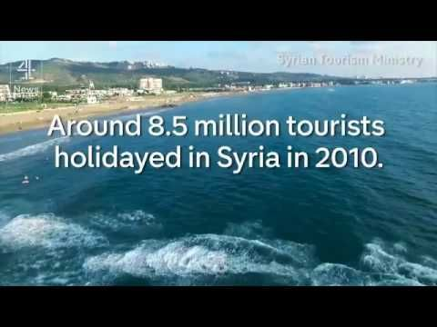 Syria's Tourism Ministry want you to come and holiday in #Syria