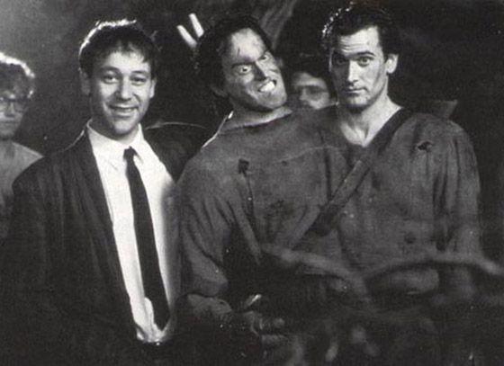 ARMY OF DARKNESS (1992) Sam Raimi & Bruce Campbell