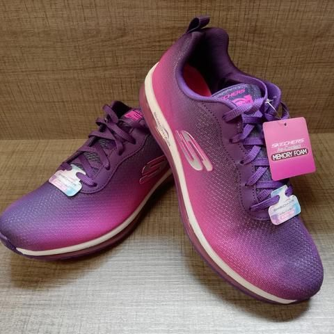 zapatillas skechers air cooled memory foam