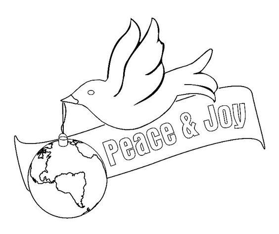 vredesduif 4 en 5 mei kleurplaten