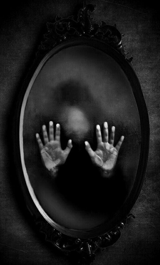 I M On The Other Side Scary Art Dark Art Dark Photography