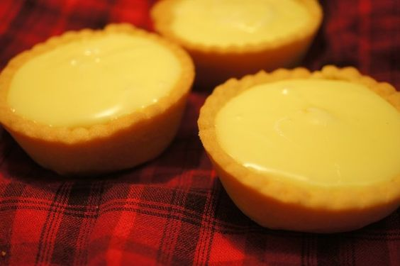 Scottish Pineapple Tarts - Finally found a recipe that is close to my ...