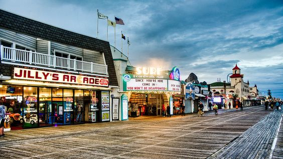 JiLLy's Arcade | Attractions on the Ocean City Boardwalk, NJ