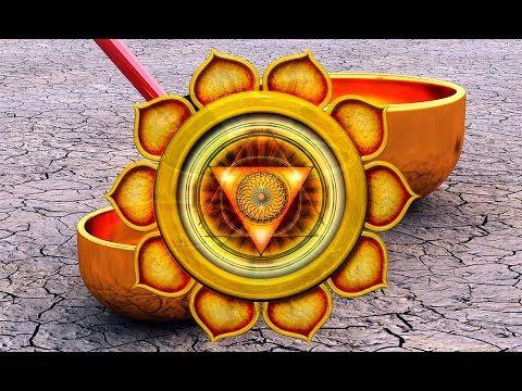 Magical Chakra Meditation Chants for Solar Plexus Chakra | RAM Seed Mantra Chanting and Music - YouTube