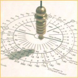 Many dowsers believe that dowsing can change negative vibrations and energies into positive ones. Im sure everyone knows about dowsing done...: