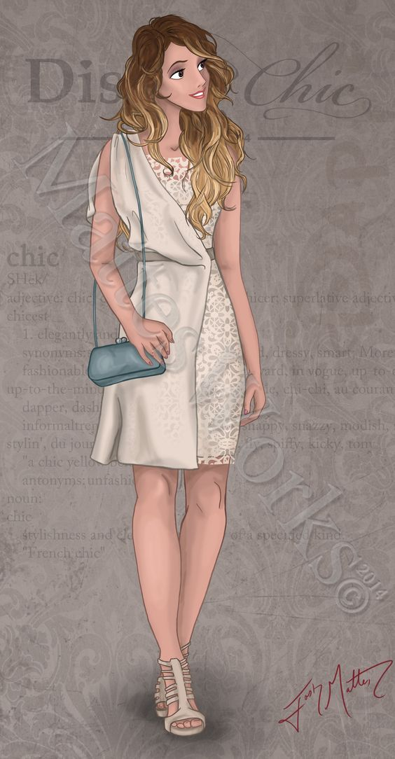 Chic Princess Aurora by MattesWorks.deviantart.com on @DeviantArt: