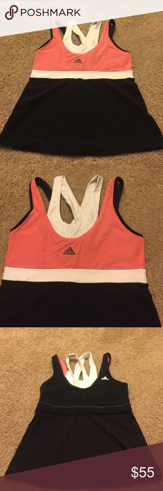 Adidas Reversible Climate 365 Excellent condition. Adidas Tops