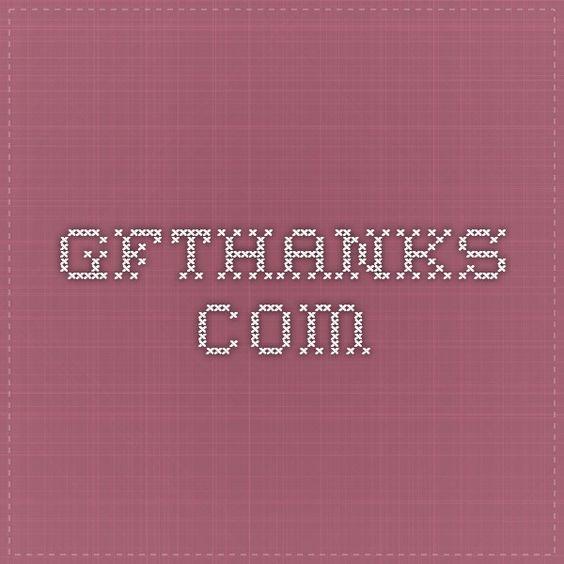 gfthanks.com Ipad app