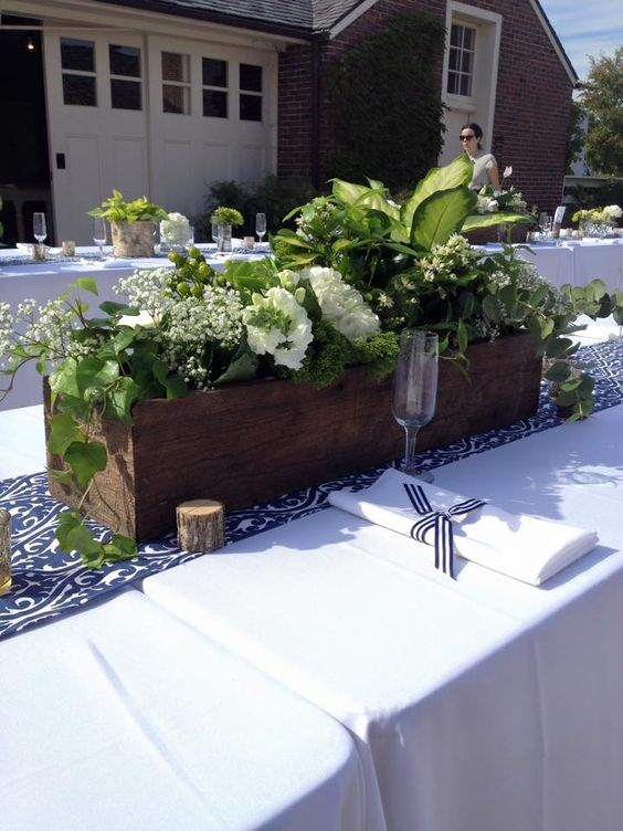 Artquest, Ltd floral table design at Elawa Farms in Lake Forest.   Check us out on Facebook and Instagram at artquestltd for more!
