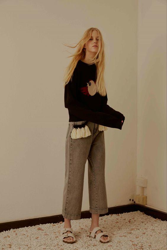 Sfilata Au jour le jour Parigi - Pre-Collezioni Autunno-Inverno 2016-17 - Vogue