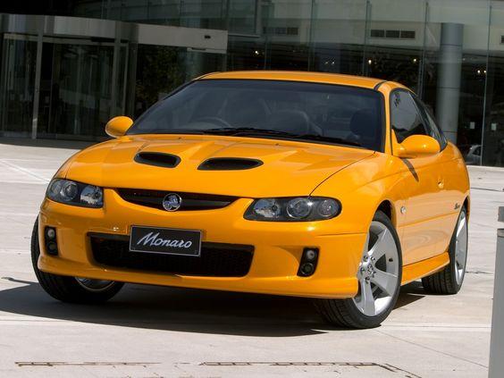 Vauxhall/Holden Monaro