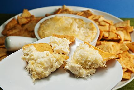 Heart of palm dip