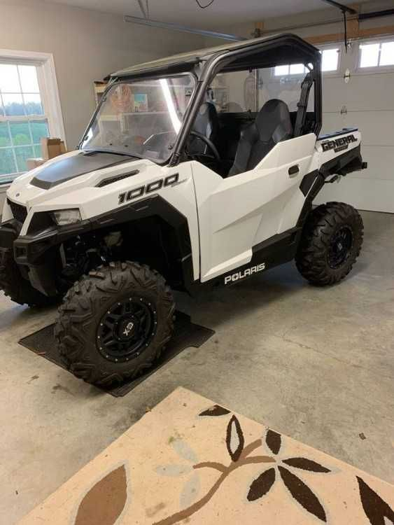2019 Polaris General 1000 0d 0athis Machine Is Basically New 3b But With 2 Kiddos I Should Have Gotten A 4 Seater I Guess 0d 0ane Polaris General Rzr Mudding