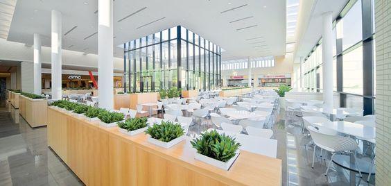 Northpark Center Dallas Food Court