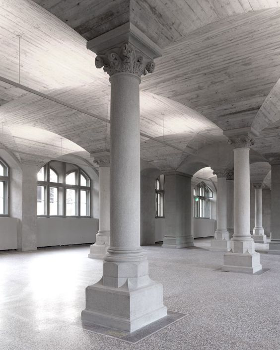 Christ & Gantenbein, Roman Keller · Swiss National Museum. Zurich, Switzerland · Divisare