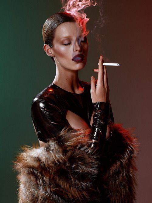 fashionvictime:  Flavia Lucini by Nicole Heiniger  Elle...