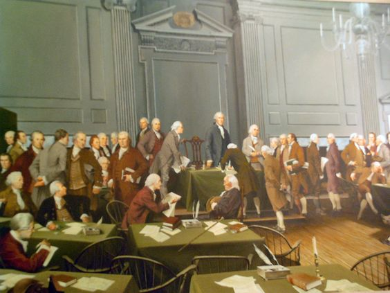 july 4 1776 continental congress
