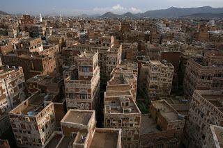 A night in Yemen Past  by ENBE