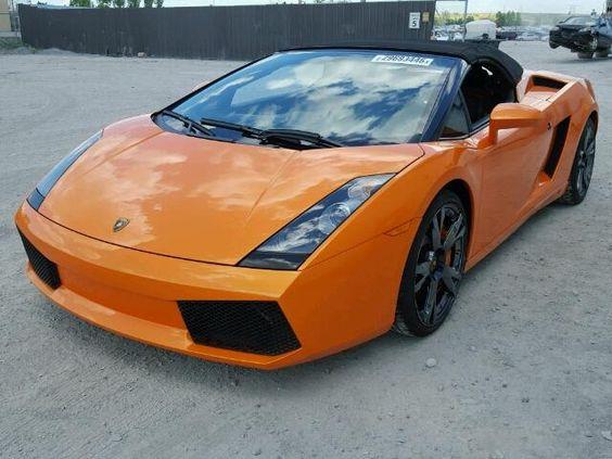 Lamborghini Gallardo For Sale At Copart Auto Auction Copart Auto