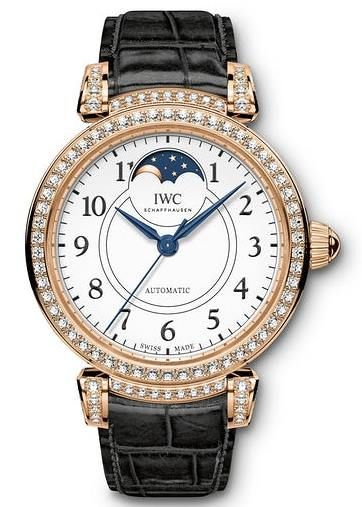 IWC Da Vinci Automatic Moon Phase 36 Edition '150 Years' Ref. IW459304