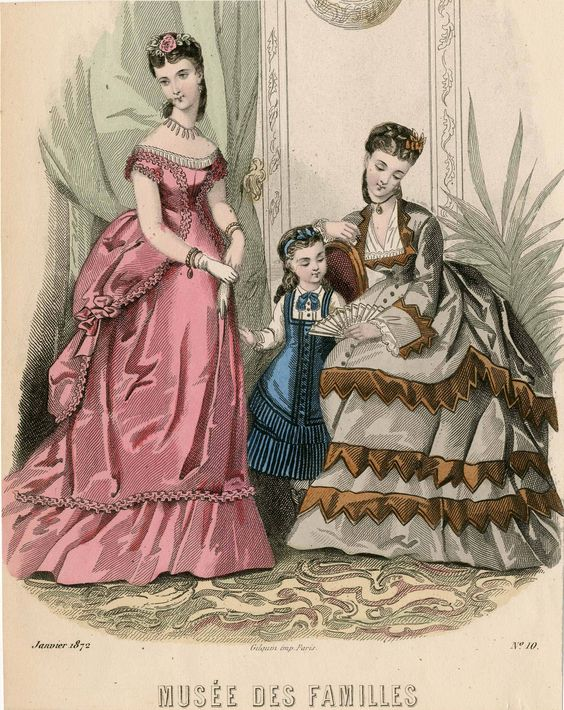 Musée des Familles 1872