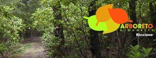 Arboreto Riccione, un'anima verde in pieno centro con attività ricreative e vendita prodotti alimentari a Km 0