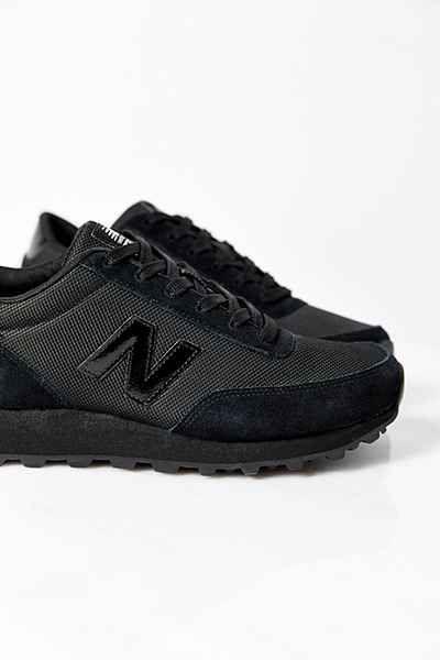 501 new balance Black