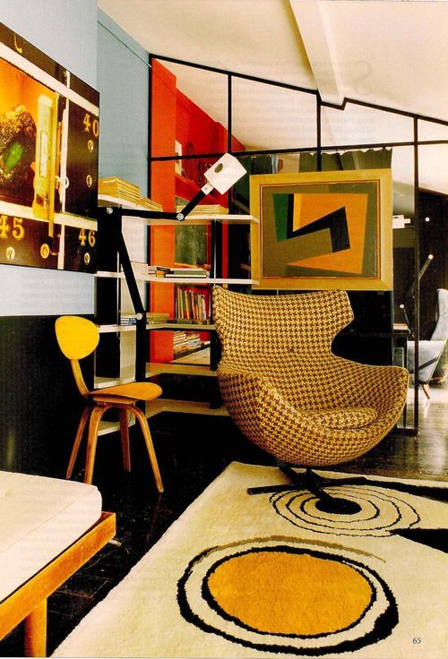 Affordable Modern Eclectic Decor