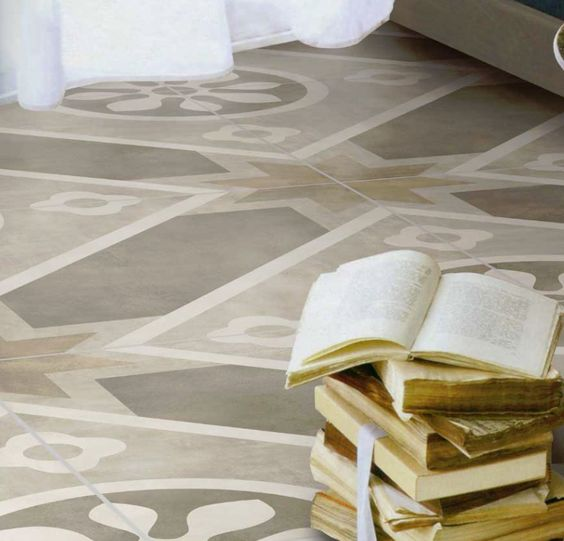 Taupe art and tile on pinterest - Tegels taupe ...