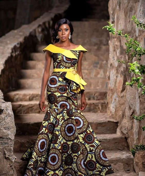 45 Ankara styles to slay this Saturday – Fashion Beau