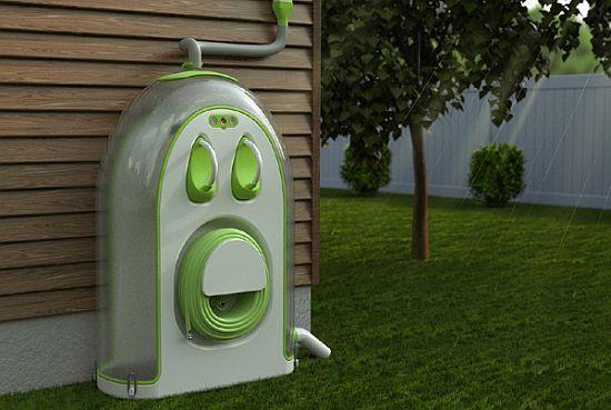 AquaHarvest solar powered rainwater harvesting system_1 :)