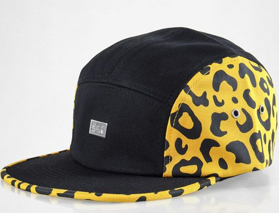 Fast Life 5-Panel Hat by DGK