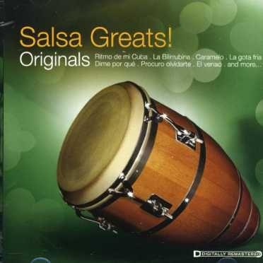 Various - Originals: Salsa Greats