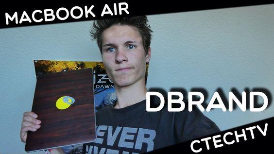 dbrand MacBook Air Review & 1.000 Abonnenten   CTechTV   4K