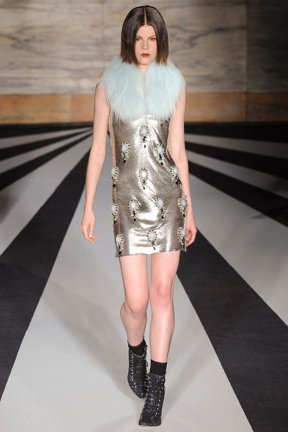 Matthew Williamson Fall 2014 RTW - Runway Photos - Fashion Week - Runway, Fashion Shows and Collections - Vogue