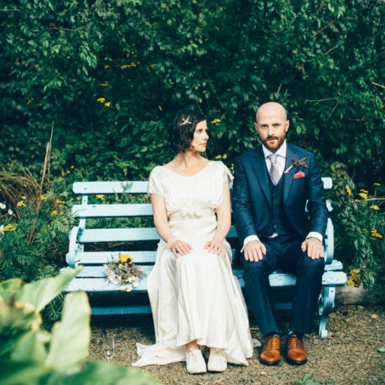 A stunning wedding in one of Ireland's most beautiful venues