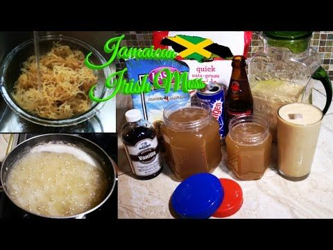 How To Make The Best Jamaican Sea Moss Irish Moss Smoothie Drink Gel Dr Sebi Inspired Youtube Irish Moss Recipes Smoothie Drinks Sea Moss