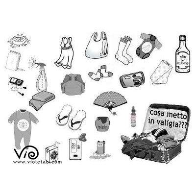VIO: Gioco della valigia: cosa serve durante il travaglio e in ospedale