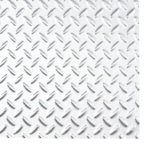 Fasade Diamond Plate 96 In X 48 In X 0 013 Decorative Vinyl Wall Panel In Brushed Aluminum C66 08 Vinyl Wall Panels Wall Paneling Decorative Wall Panels