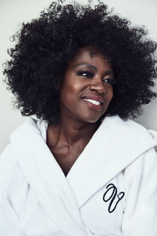 Actress Viola Davis photographed at her home in Los Angeles CA July 2018 by Williams  Hirakawa #actors #actors #famosos