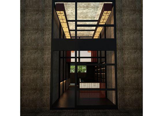 corridor II bar - glyfada - project