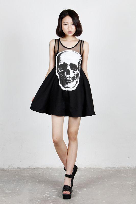 skulldress