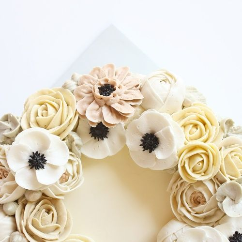 Buttercream Flowers - Eat Cake Be Merry NYC