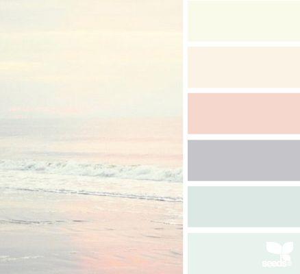 Couleur de l 39 ann e 2016 selon pantone rose quartz et bleu s r nity pan - Couleur de l annee pantone ...