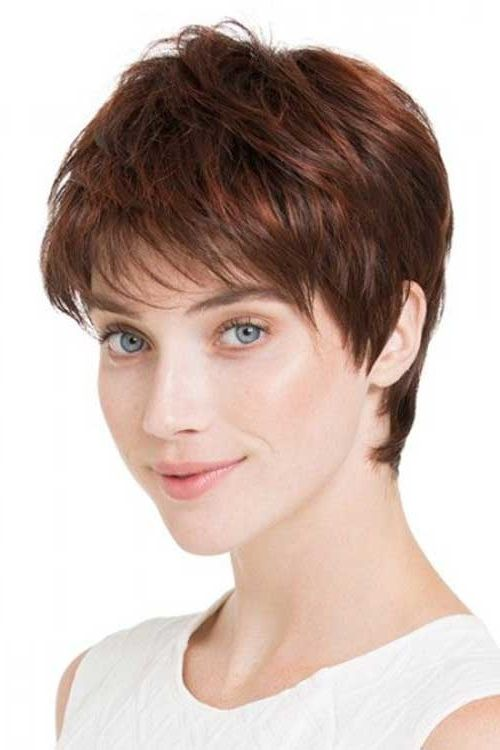 20 Celebrity Short Hairstyles For Fine Hair In 2019 Celebrity Short Hair Fine Hair Short Hair Styles