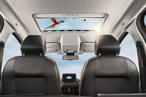 Gallery Ford Ecosport Ford Interior And Exterior