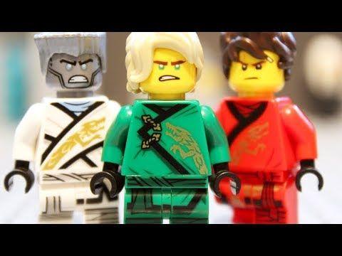 Lego Ninjago An Unnatural Legacy Episode 6 Saving Lloyd Youtube Ninjago Lego Ninjago Zelda Characters