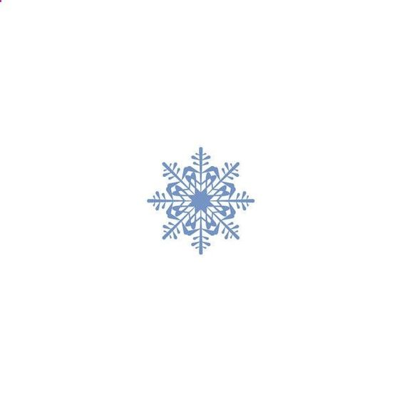 Small Snowflake Tattoos found on Polyvore