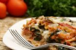 Healthy Slow Cooker Lasagna Recipe by CHEF_MEG | SparkRecipes