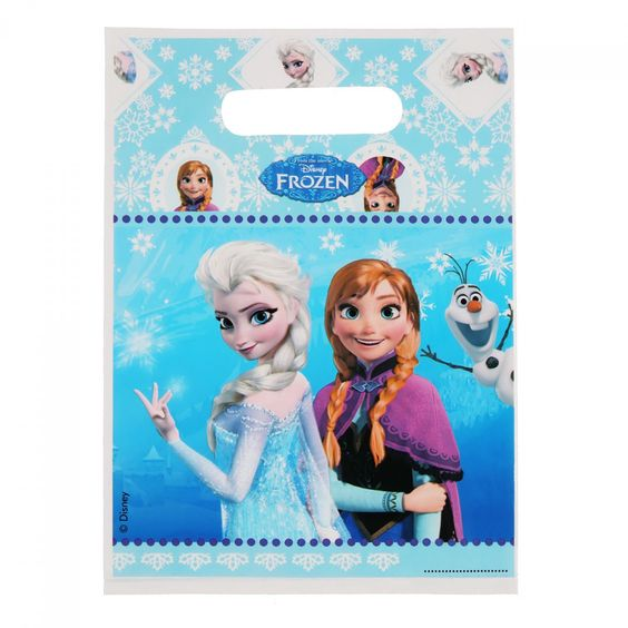 Geschenktütchen Eiskönigin (Frozen) | TEDi-Shop
